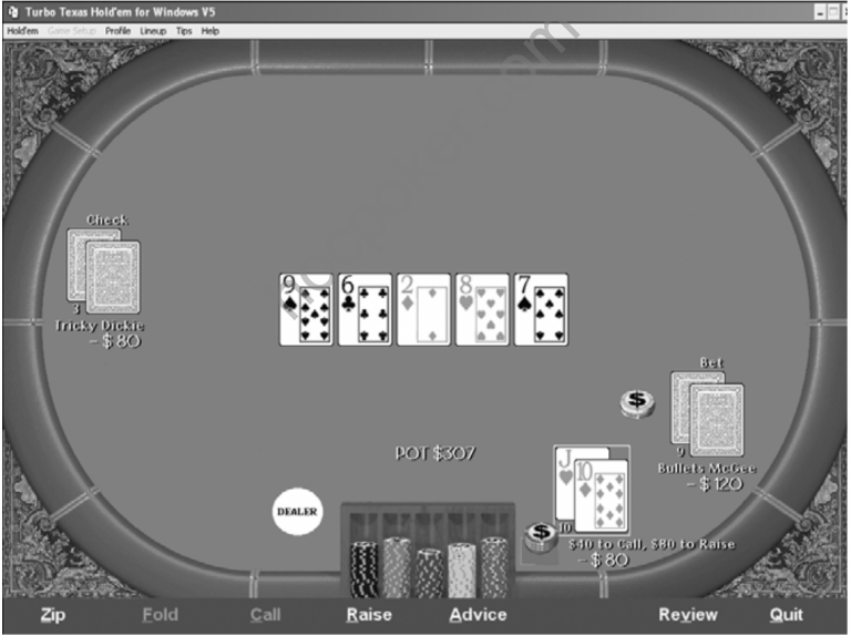 Playing the river when You Have the Nuts